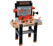Smoby Black en Decker Workbench Super Center Doe-het-zelf