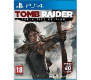 Games Square Enix - Tomb Raider Definitive Edition, PS4