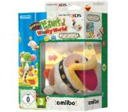 Games Nintendo - Poochy & Yoshi's Woolly World met Poochy amiibo (3DS)