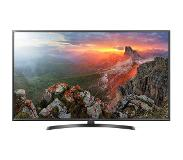"LG 65UK6470 LED TV 165,1 cm (65"") 4K Ultra HD Smart TV Wi-Fi Grijs"