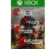 The Coalition Gears of War Bundle Xbox One and Xbox 360