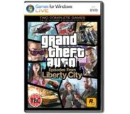 Games Rockstar Games - Grand Theft Auto: Episodes from Liberty City, PC