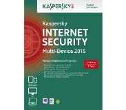 Kaspersky Lab Internet Security Multi Device - Android, Mac, PC
