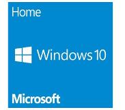 Microsoft Windows 10 Home DVD 64-bit EN