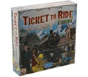 Days of Wonder Ticket To Ride - Europe Kinderen Strategie