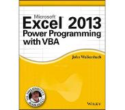 book Excel 2013 Power Programming with VBA