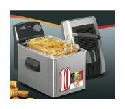 Fritel Koude Zone friteuse 3 L Turbo SF 4070
