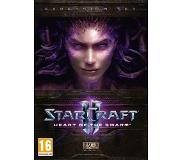 Games Activision - StarCraft II: Heart of the Swarm, PC Basis Mac/PC Engels, Frans video-game