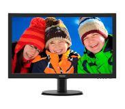 """Philips 243V5LHSB LCD/TFT 23.6"""" Zwart Full HD"""