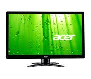 "Acer G6 G236HLBbid 23"" Black Full HD"