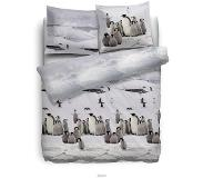 Heckett & Lane Dekbedovertrek Snow 260x220