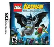 Games Warner Bros - Lego Batman - The Videogame (Nintendo DS)