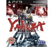 Actie & Avontuur Sega - Yakuza: Dead Souls - Limited Edition (PlayStation 3)
