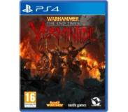 Games Sony - Warhammer: The End Times - Vermintide, PS4 De base PlayStation 4 Anglais, Français