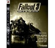 Games Roolipelit - Fallout 3 Game of the Year Edition Essentials (PS3)