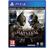 Warner Bros. Batman: Arkham Knight Game of the Year Edition - PS4
