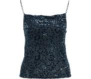 New Look Top 'BURNOUT VELVET'