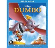 Tekenfilms Dumbo (Dombo) (S.E.) (BLURAY)