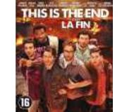 dvd This Is The End (Bluray) (BLURAY)