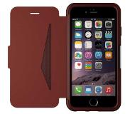 Otterbox Strada Case Apple iPhone 6 Rood (Chic Revival) (iPhone 6) Zwart