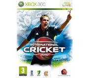 Toiminta: International cricket 2010 (xbox 360)
