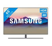 "Samsung Q7F QE65Q7FNALXXN LED TV 165,1 cm (65"") 4K Ultra HD Smart TV Wi-Fi Zwart, Zilver"