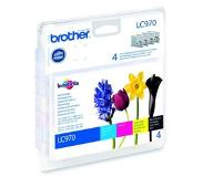 Brother LC-970 Value Pack