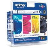 brother LC-1100 Value Pack