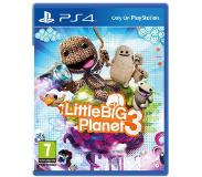 Games Seikkailu - Little Big Planet 3 (Playstation 4)