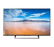 "Sony KD43XE8005 43"" 4K Ultra HD Smart TV Wi-Fi Musta LED-televisio"