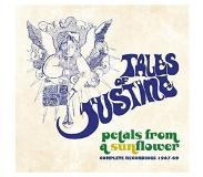 cd Tales of Justine - Petals From A Sunflower (Complete Recordings 1967-1969) (Music CD)