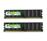 Corsair 8GB (2x4GB) DDR3 1600MHz UDIMM