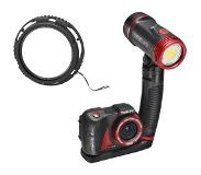 SeaLife SL516 Micro 2.0 Pro 2500 (incl. SL512, SD2500, flex arm, grip, micro tray, SL942 case) + GRATIS 10x Close Up Lens