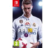 Nintendo SWITCH Game Fifa 18