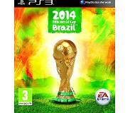 Urheilu-Jalkapallo: Electronic Arts - FIFA 14: World Cup Brazil 2014 (PlayStation 3)