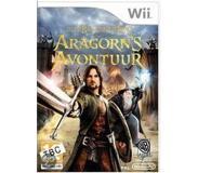 Actie; Vecht Warner Bros - In de Ban van de Ring: Aragorns Avontuur (Wii)