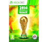 Urheilu-Jalkapallo: Electronic Arts - FIFA 14: World Cup Brazil 2014 (Xbox 360)
