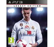 Sony FIFA 18 Édition Essentielle FR/NL PS3