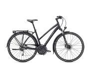 Breezer dames-trekkingfiets, 28 inch, 27 Shimano Deore-versnellingen, »Liberty 3S+ Step Through«