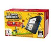 Nintendo 2DS Noir/Bleu + New Super Mario Bros. 2