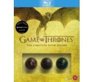 warner home video Game of Thrones - Kausi 5 - Exclusive Dragon Egg Box (Blu-ray)