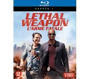 Warner Home Video Lethal Weapon Seizoen 1 Blu-ray