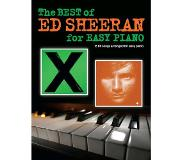 music sales The Best of Ed Sheeran : for easy piano