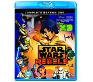 Blu-ray Star Wars Rebels - Kausi 1 (Blu-ray)