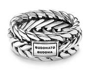 Buddha to buddha 610 Nurul Ring Silver Maat 50 is 16mm