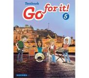 Sanoma Pro Oy Go for it! 5 Textbook