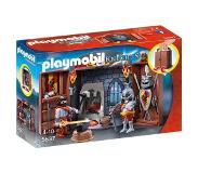 Playmobil Knights speelbox ridder en smid 5637