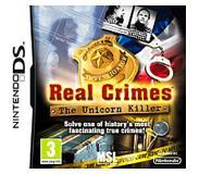 Avontuur Licensed 4U - Real Crimes: Unicorn Killers (Nintendo 3DS)