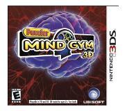 Games Ubisoft - Puzzler Mind Gym 3D, Nintendo 3DS