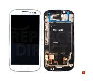 Samsung Galaxy S3 Neo LCD + Digitizer Assembly - Wit voor Samsung Galaxy S3 Neo GT-I9301